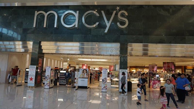 Cherry Hill Mall nel New Jersey immagini stock