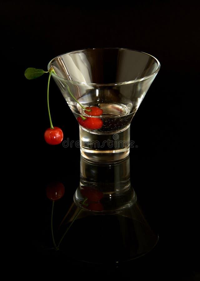 Free Cherry In Vermouth Stock Photos - 5613403