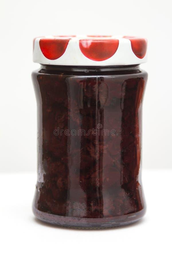 Free Cherry Jam Stock Photo - 27698240