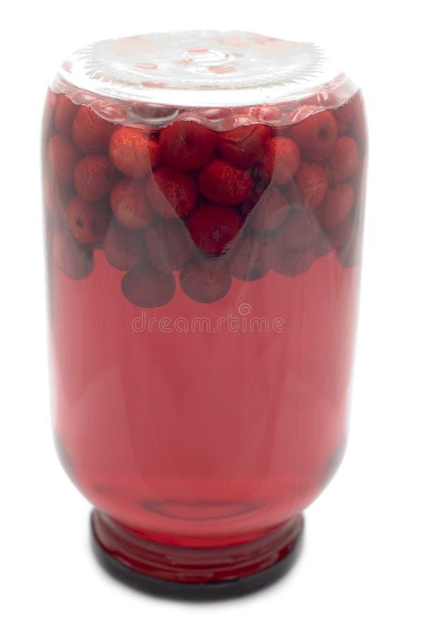 Download Cherry Jam Royalty Free Stock Image - Image: 2830896