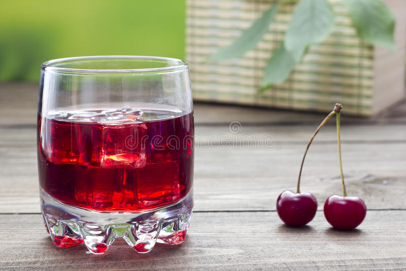 Cherry Juice arkivbilder