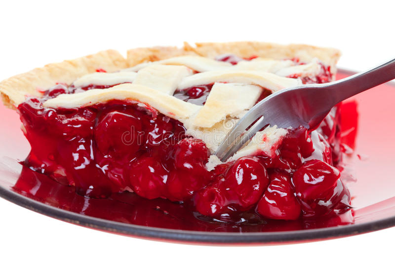 Download Cherry pie stock photo. Image of nutrition, cherry, nutritious - 17802374