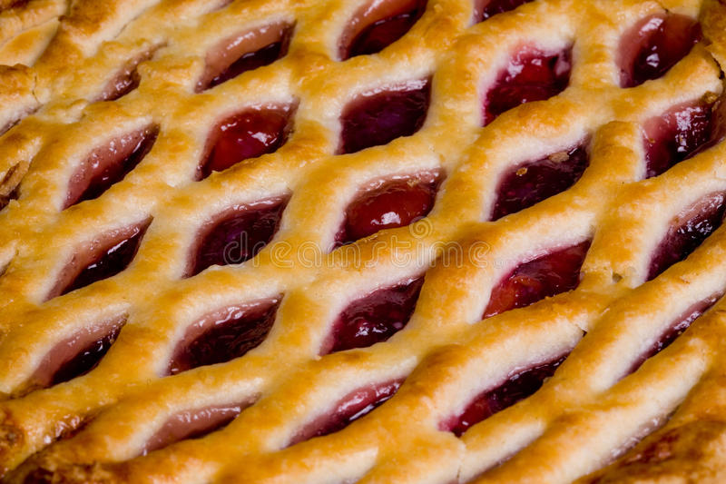 Download Cherry Pie Stock Photography - Image: 21341152