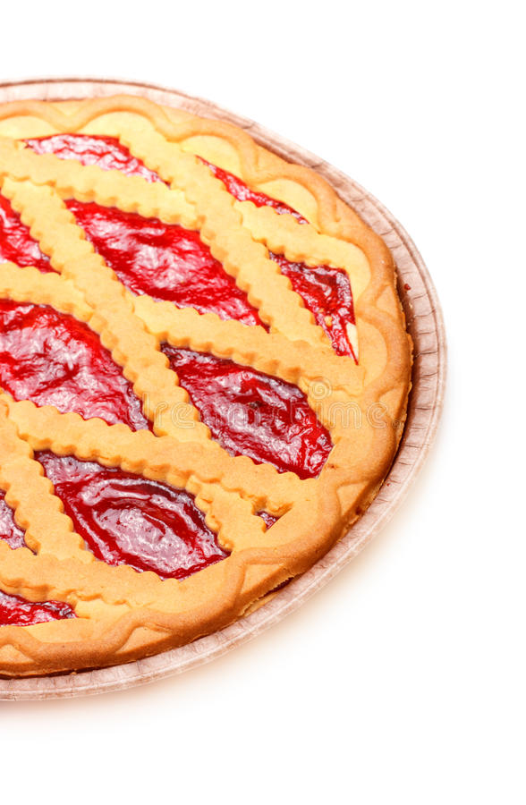 Free Cherry Pie Royalty Free Stock Photo - 21562895