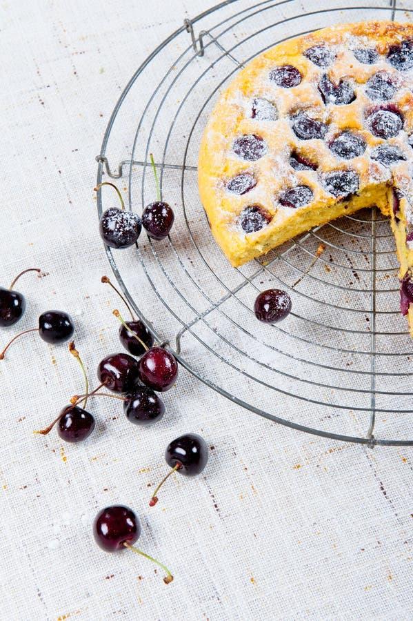 Cherry Pie royalty-vrije stock foto
