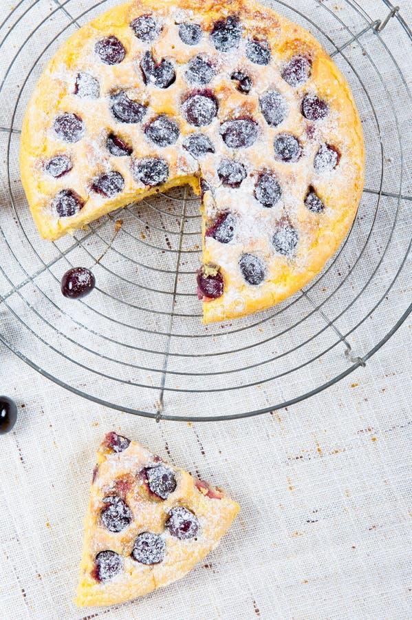 Cherry Pie royalty-vrije stock afbeeldingen