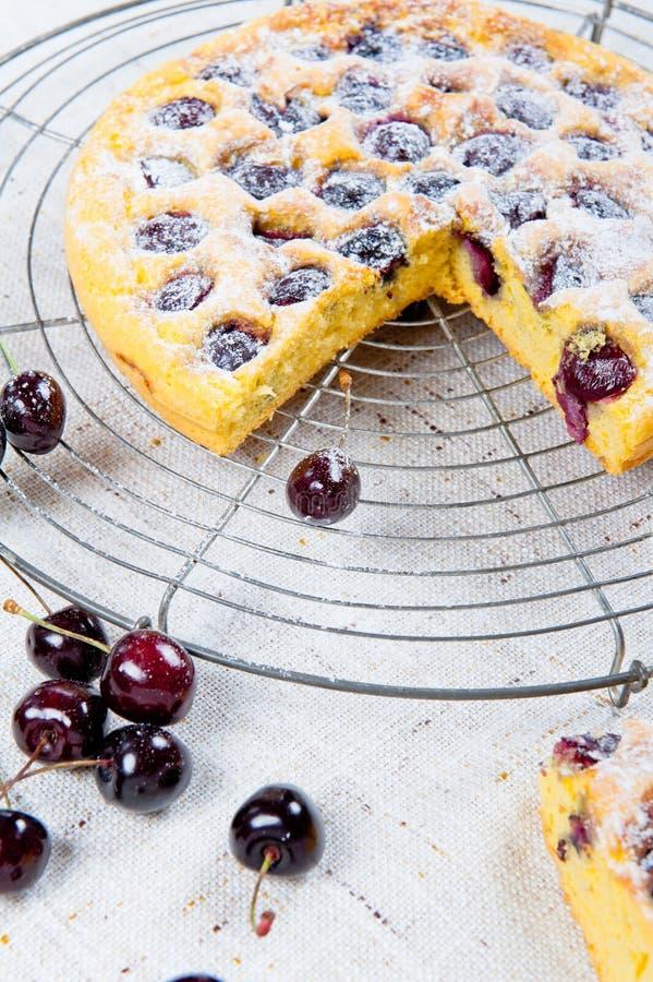 Cherry Pie stock foto