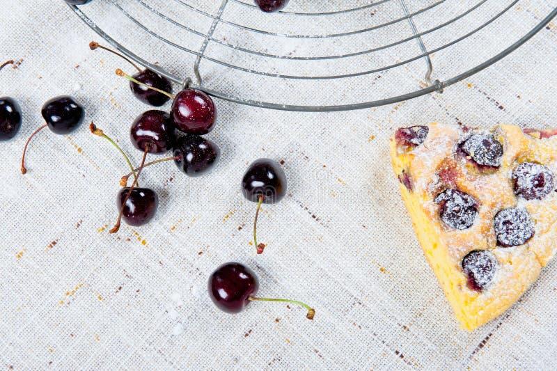 Cherry Pie stock fotografie