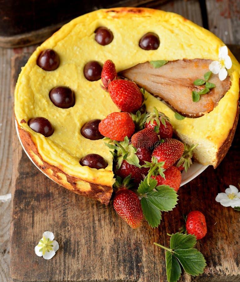 Cherry Pie stock afbeeldingen