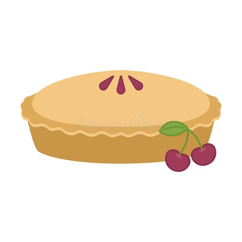 Cherry Pie foto de stock royalty free