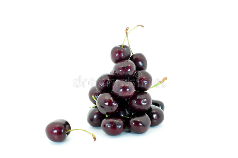 Download Cherry pile stock image. Image of group, sweet, fruit - 15883475