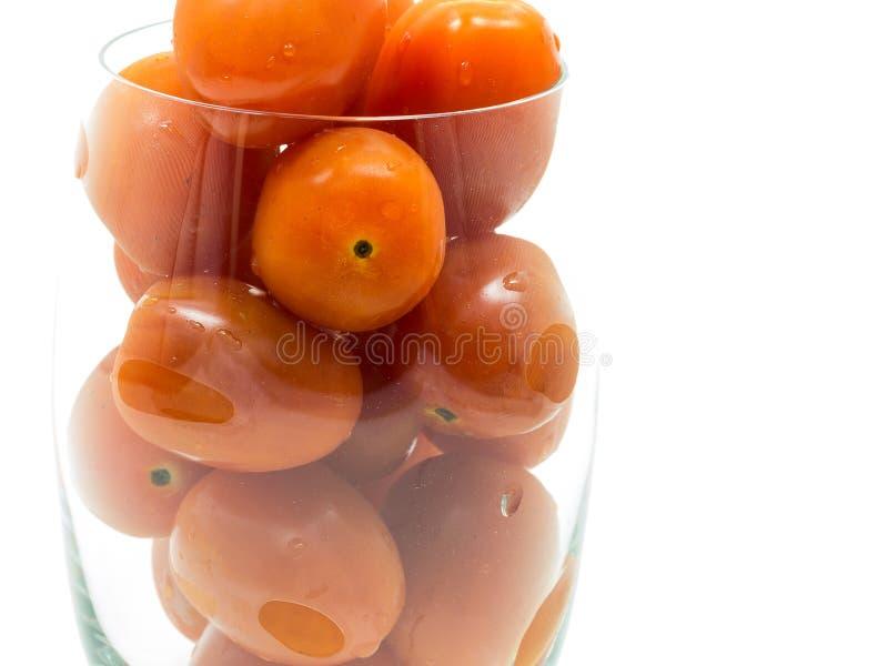 Cherry Tomato stockfoto