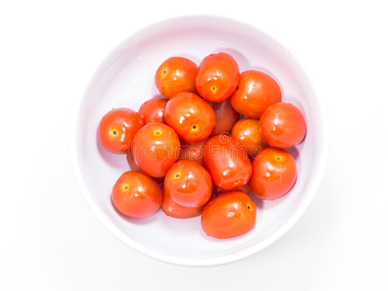 Cherry Tomato stock foto