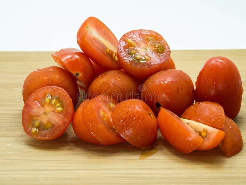 Cherry Tomato stockbild