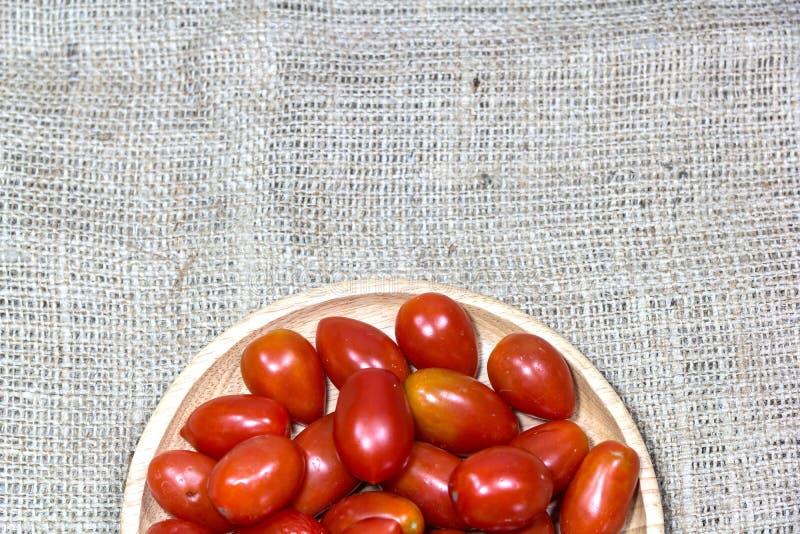 Cherry Tomatoes foto de stock