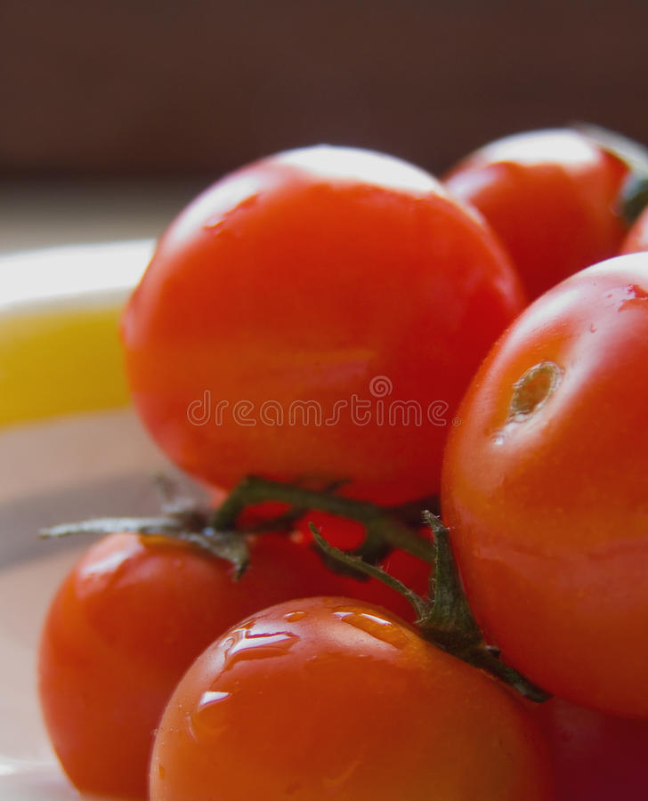 Download Cherry tomatoes stock photo. Image of drips, cooking - 11386102