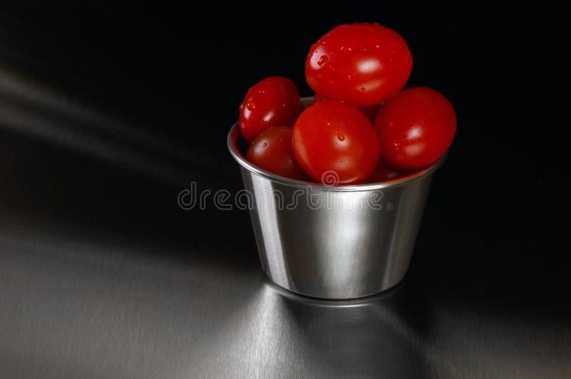Cherry Tomatoes 2 stock image