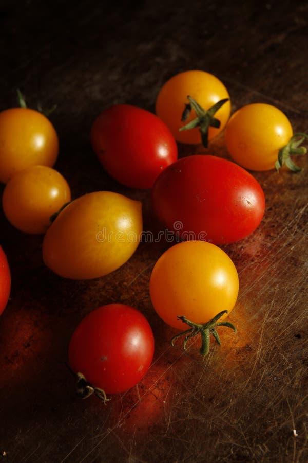 Cherry Tomatoes immagini stock libere da diritti