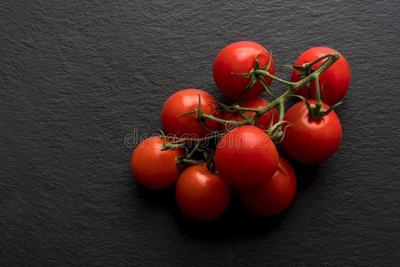 Cherry Tomatoes frais photo libre de droits