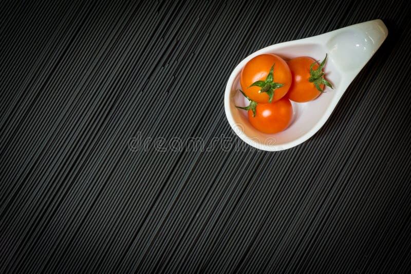 Cherry Tomatoes fotografia de stock