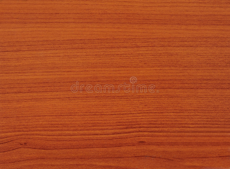 Cherry tree wood. Detail of cherry tree wood royalty free stock images