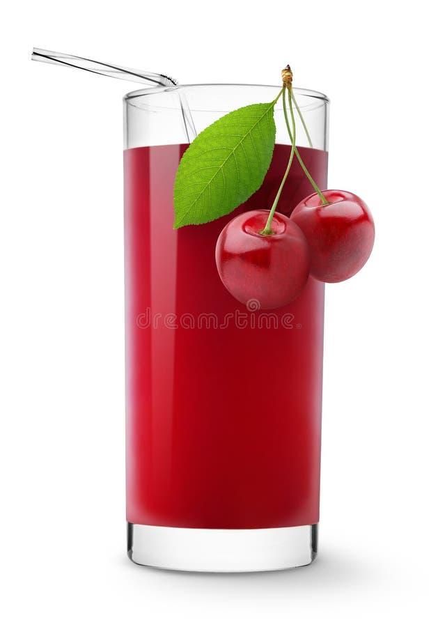 Cherryfruktsaft