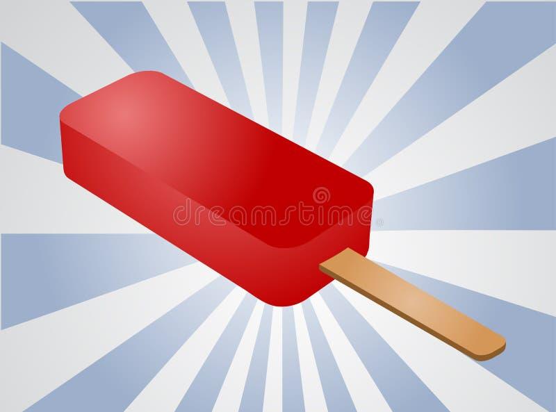 Cherrypopsicle stock illustrationer