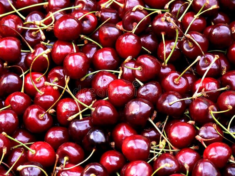cherrys udziały obraz royalty free
