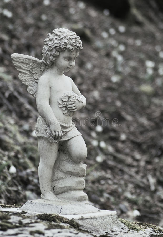 cherub foto de archivo