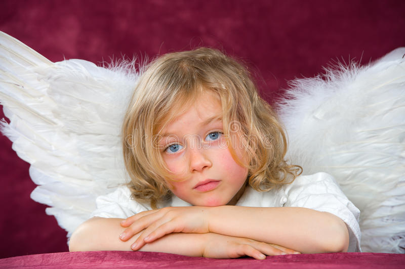 Download Cherub stock image. Image of holy, peace, love, angel - 35230693