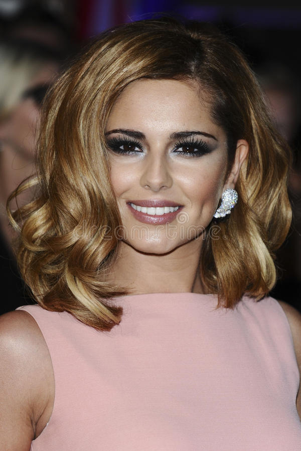 Download Cheryl Cole editorial photo. Image of london, awards - 26912216