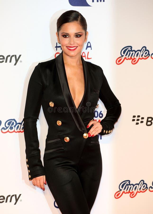 Cheryl Cole imagens de stock