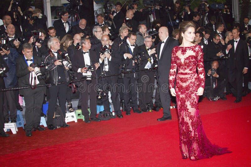 Cheryl Cole stock image