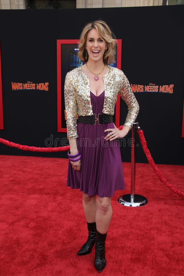 Cheryl Dent. At the 'Mars Needs Moms' World Premiere, El Capitan, Hollywood, CA. 03-06-11 stock photo
