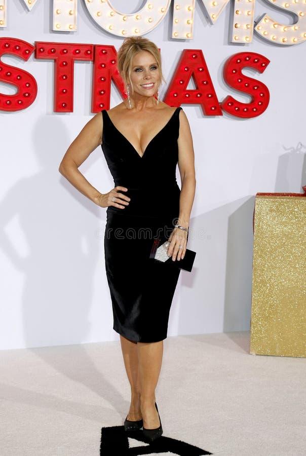 Cheryl Hines stock fotografie