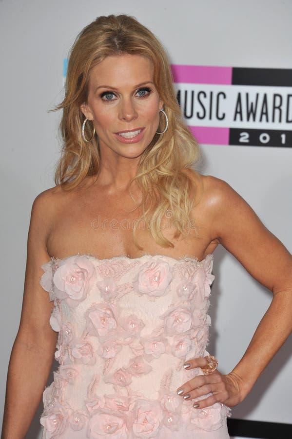Cheryl Hines,   royalty-vrije stock foto