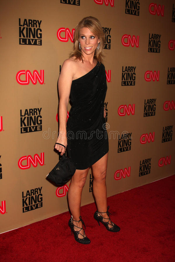Cheryl Hines imagem de stock royalty free