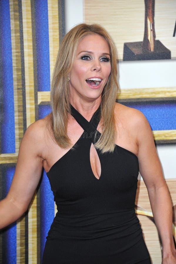 Cheryl Hines stock foto