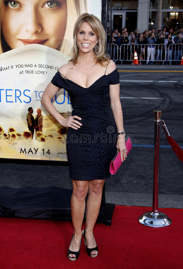 Cheryl Hines imagens de stock royalty free