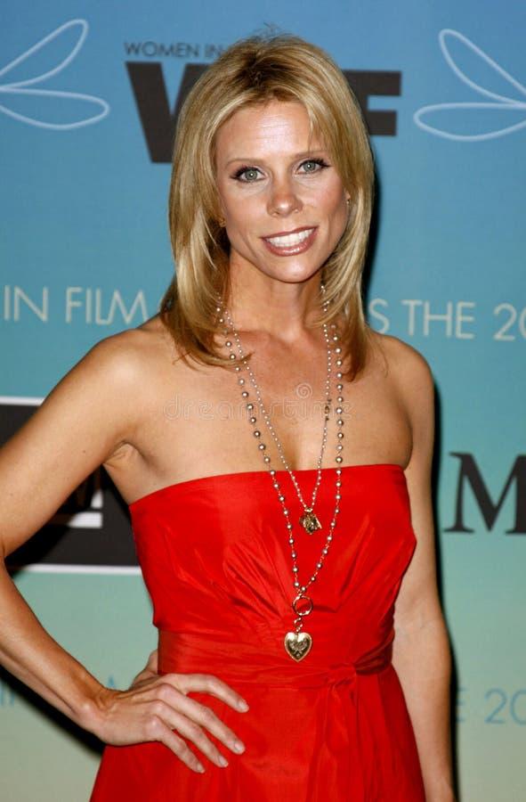 Cheryl Hines royalty-vrije stock fotografie