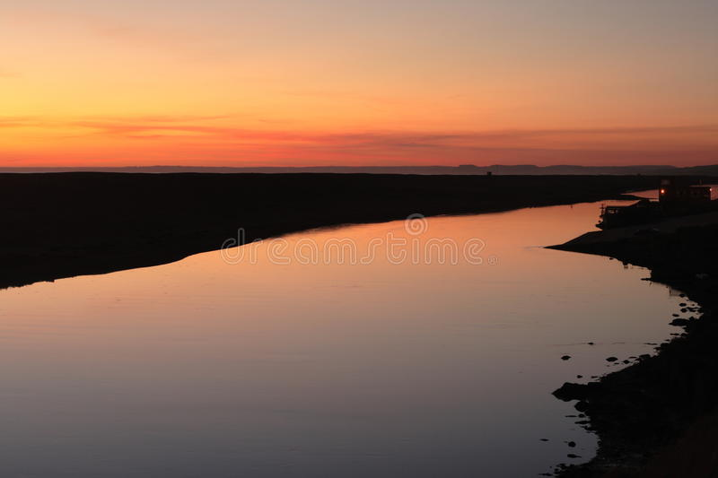 Chesil Beach Uk Dorset And Portland Stock Images