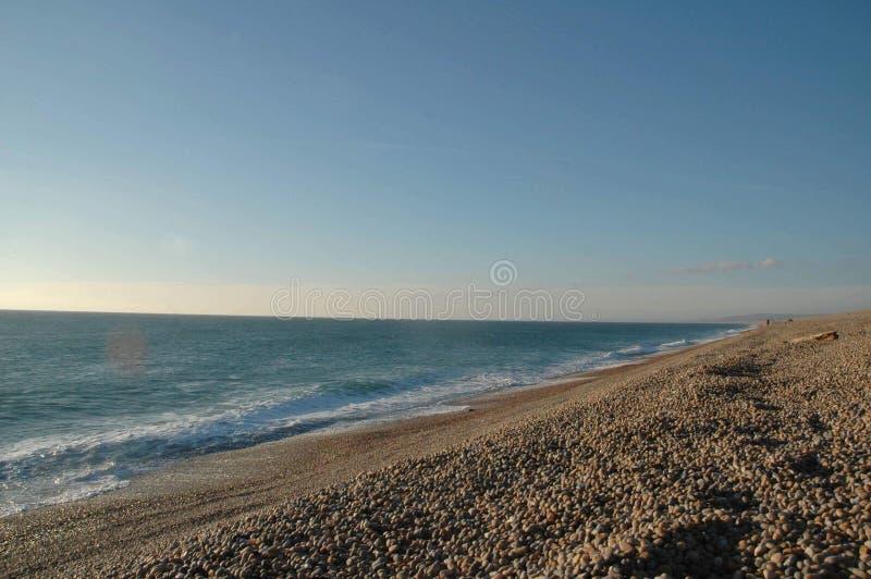Download Chesilstrand stock afbeelding. Afbeelding bestaande uit oceaan - 107700453