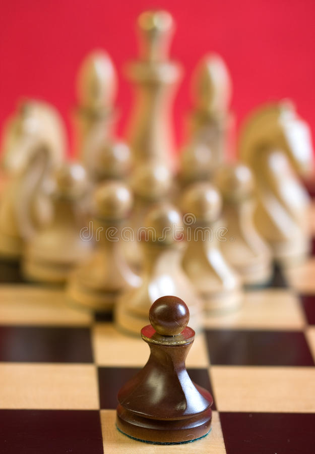 Download Chess stock image. Image of conflict, corporate, intelligence - 11829833