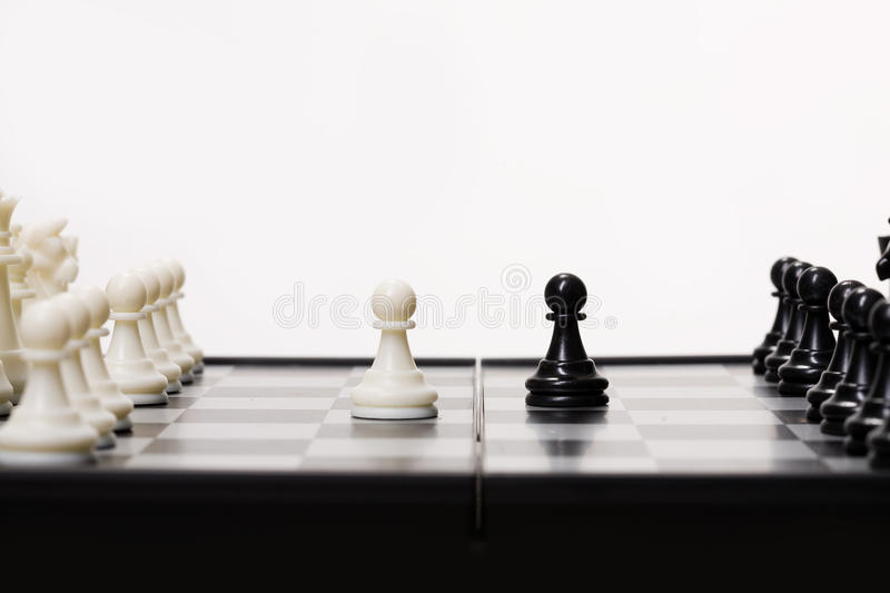 Download Chess stock photo. Image of effort, business, defending - 12439572