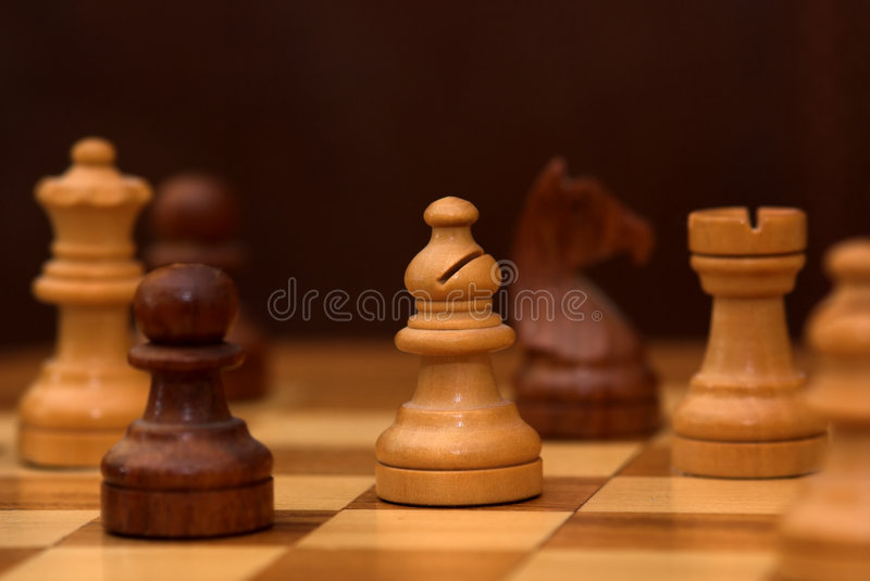 Download Chess stock image. Image of complex, board, grand, game - 1260911