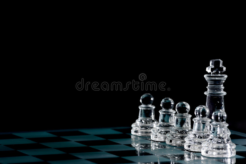 Download Chess stock image. Image of transparency, chessboard, conceptual - 1720039