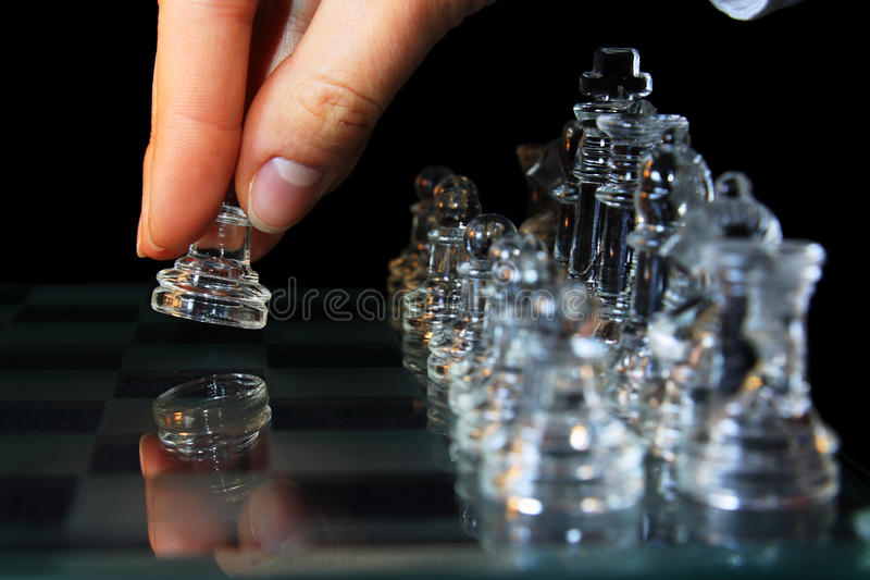 Download Chess stock photo. Image of light, color, sport, starting - 17665228