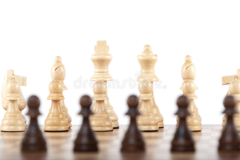 Download Chess stock image. Image of intelligence, challenge, play - 18098389