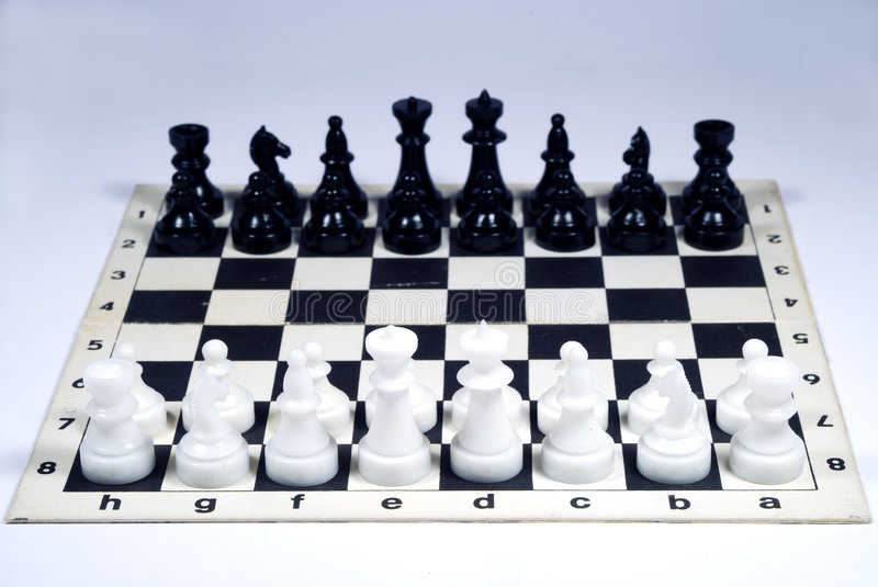 Download Chess stock photo. Image of black, battle, lose, puppet - 2074898