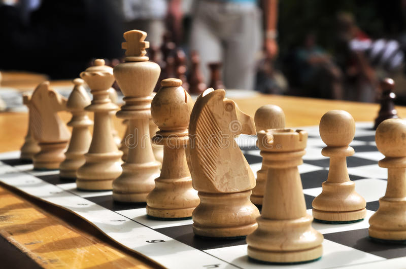 Download Chess stock photo. Image of start, play, intelligent - 22283124